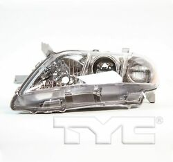 Tyc Tyc 20-6758-01-9 Compatible With Toyota Camry Capa Certified Replacement