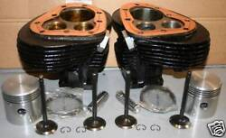 Indian Chief Engine Cylinder Kit 74 And 80 Engine High Quality Kit 168