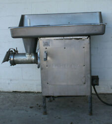 Butcher Boy A52 Meat Grinder Butchering 7.5hp 3ph As-is