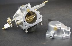3765 Md37a Md-37a Scott Atwater 1956 Carburetor Assembly 5 Hp Clean