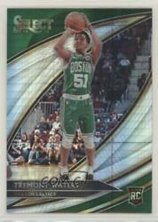 2019-20 Panini Select Courtside Hyper Prizm /8 Tremont Waters 247 Rookie