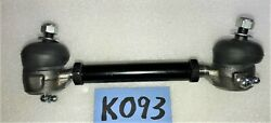 New ... And03953 - And03962 Triumph Tr2 - Tr3b Steering Lh Outer Tie Rod Assembly K093