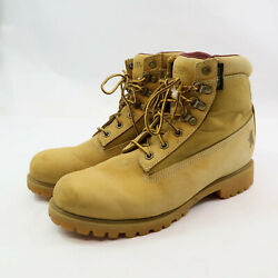 Menand039s Sz 11.5 Chippewa 8 Waterproof Insulated Lace Up Boot 24951 Tan Brown Work