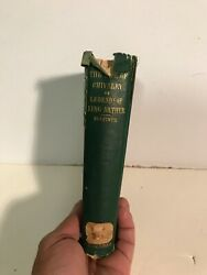 Antique 1873 Age Of Chivalry Thomas Bullfinch Legends Of King Arthur