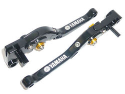 Yamaha R6 2017-2021 Brake And Clutch Folding Engraved Lever Set Road Race Track
