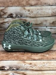 Under Armour Hovr Havoc 2 Mo Bamba Pe Veterans Day Shoes Size 11 3022657-300