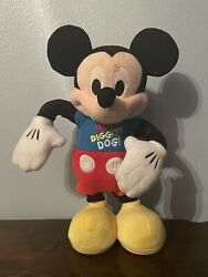 Disney's Hot Diggity Dog Electronic Dancing Mickey Mouse