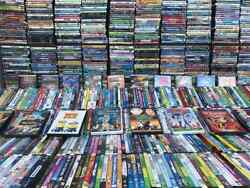 Dvd's Movies Pick And Choose 250+ Kids, Disney Family Fun - Combined Shipping