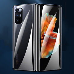 Clear Full Cover Soft Screen Protector For Xiaomi Mix Fold Hydrogel Film Lot New