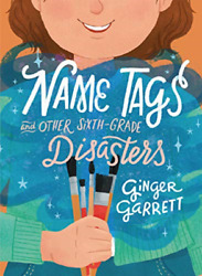 Garrett Ginger-name Tags And Other 6th-grade Di Hbook New