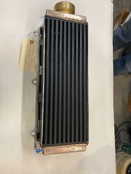 Cummins Qsm11 Aftercooler Core 3349410 Used / Good Condition / Sold As Pictured