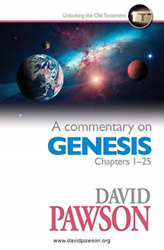 Pawson David-commentary On Genesis Chapters Book New