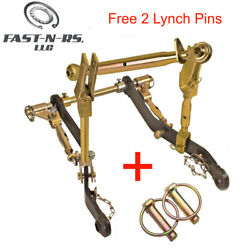 3 Point Hitch Kit For Kubota B Series Cat 1 3pt Includes 2 Free Lynch Pins