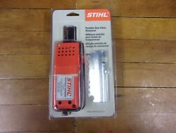 Stihl Oem Portable Saw Chain Sharpener 12v 0000-882-4001 Specialty Tool Gm-3hh2