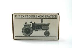 Spec Castjohn Deere 4010 Tractor Pewter Historic Collection 143 Scale Jdm-001