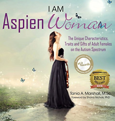 Marshall Tania-i Am Aspienwoman Hbook New