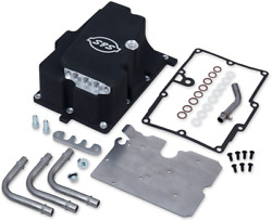 S And S Cycle T-series Installation Kit Black 310-0870