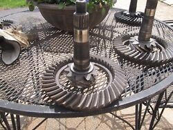 1969 Gm 410 Ring And Pinion Dated 3 4 69