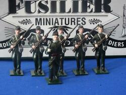 Coag-277 Us Sharpshooters Advancing - Fusilier - Acw - 54mm Metal With Box