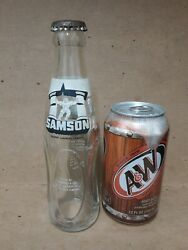 Foreign Vintage Samson Bottle, Bottled Under The Authority Of Coca Cola Co.