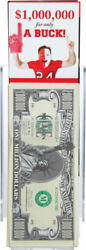 Million Dollar Bill Humor Fake Bill Paper 1 Pk
