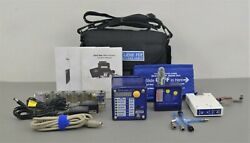 Pronk Technologies Simcube Sc-5 Oxsim Ox-1 Nibp Simulation Kit W/ Case And Accs