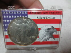 1999 American Eagle Silver Dollar Coin Us Lot420