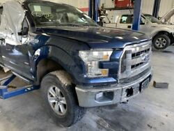 Front Clip Halogen Headlamps Chrome Bumper Fits 15-17 Ford F150 Pickup 644537