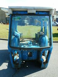 Ford Tractors 5610 - 7810 Super Q Cab S/r Collection Only - Nvc143f