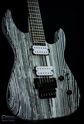 Jackson Pro Series Dinky Dk2 Ash In Baked White