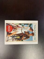 Set Of 6 Coca Cola Vintage Advertising Postcards Reproductions From The 1950s