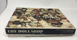 500+ Piece Vintage/old Jigsaw Puzzle The Doll Shop Springbok Complete