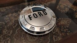 Nos 1961 66 Ford F100 F150 F250 F350 Pickup Truck Dog Dish Hub Caps Wheel Cover