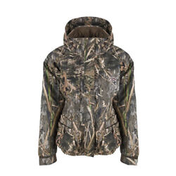 Drake Womenand039s Lst Eqwader 3-in-1 Plus 2 Wader Mo Blades Habitat Systems Coat