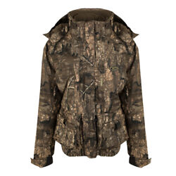 Drake Women's Lst Eqwader 3-in-1 Plus 2 Wader Realtree Timber Systems Coat