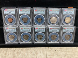 2017-s Enhanced Uncirculated Us Mint Set Pcgs Sp70 First Strike Complete Set