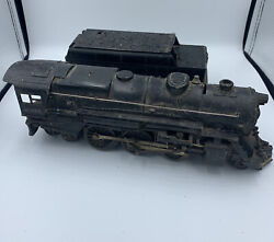 Lionel 2035 2-6-4 Steam Engine With 6466wx Whistle Tender C7 Condition