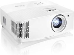 Optoma Uhd30 True 4k Uhd Gaming Projector   16ms Response Time With Enhanced    