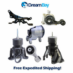 14-19 For Nissan Murano 3.5l Awd Engine, Trans Andtorque Strut Mount 6pcs For Auto