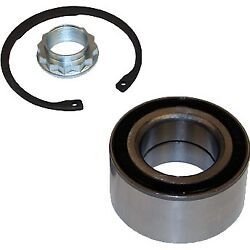 051-4199 Beck Arnley New Wheel Bearings Front For 325 330 525 530 E53 X5 Series