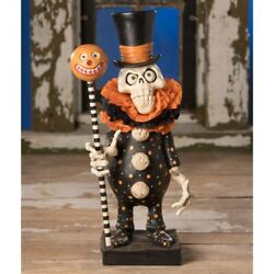 Bethany Lowe Clowning Around Skelly De8300 Halloween Free Shipping