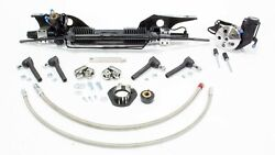 Unisteer Performance Power Rack And Pinion - 67-70 Mustang