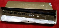 Roundhouse 68301 Southern Pacific Combine Pullman Car El Siglo Unassembled