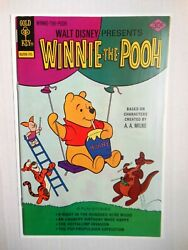 Winnie The Pooh 1 In Vf/nm Condition Or Better January 1977 Very High Grade Htf