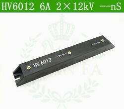 High Voltage Silicon Stack Diode Hv6012 6a 12kv Single-phase Rectifier