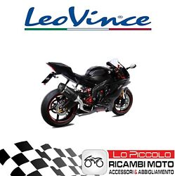Exhaust Complete Leovince Factory S Carbon Yamaha 600 Yzf-r6 2015 Approved
