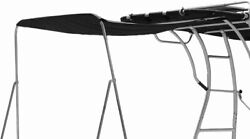 New Dolphin Quick Release Extended Bimini Universal Fit 52in X 52in Canopy