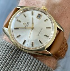 Omega Seamaster Automatic Vintage Menand039s Watch 1969 Serviced + Warranty