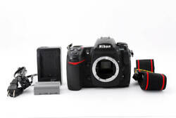 Nikon D300s Body Shots 624 Sheets Cf Card 8gb One Owner 10653t