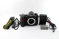 Nikon D300s Body Shots 538 Sheets Cf Card 8gb One Owner 10732t